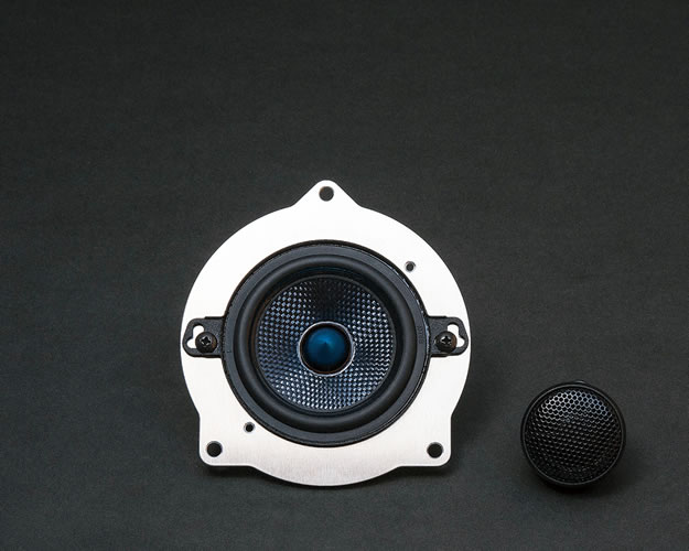 2way Sound System For BMW