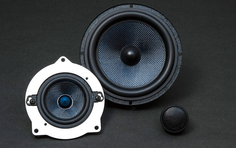 3way Sound System For BMW