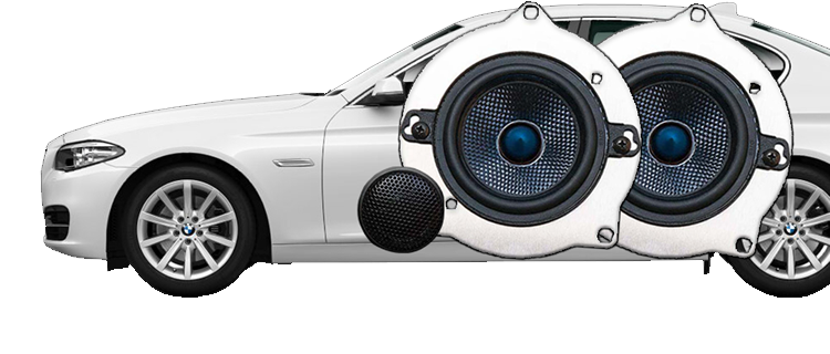 BMA-F10FS + C/BMA-G30FS + C Front & Center speaker system