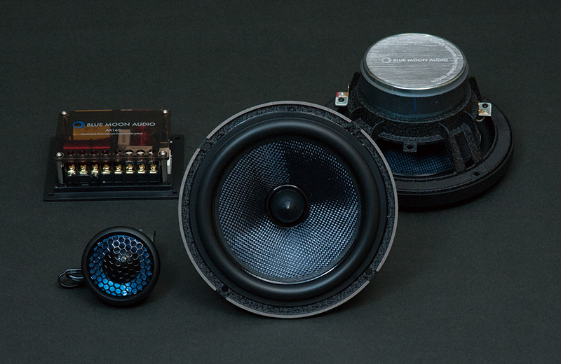 AX165 Advanced 6.5inch separate 2way speaker system