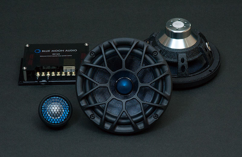 RX165 Reference 6.5inch separate 2way speaker system