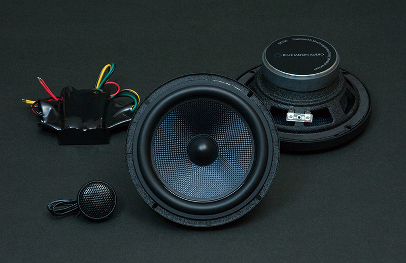 SX165 Standard 6.5inch separate 2way speaker system